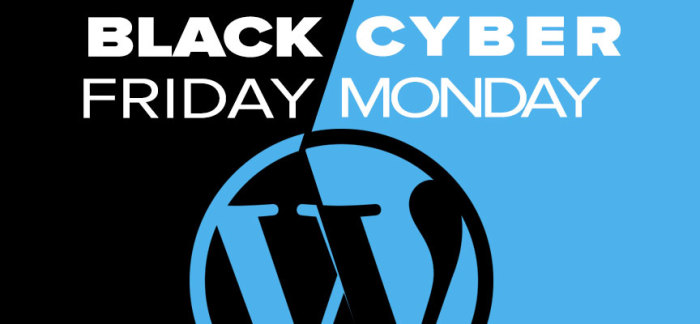 Black Friday & Cyber Monday : les plus gros Deals WordPress 2015