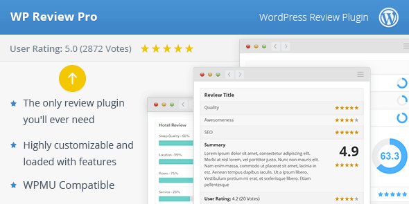 WP Review Pro - Plugin WordPress de Reviews