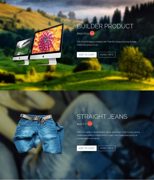 flatshop - theme wordpress