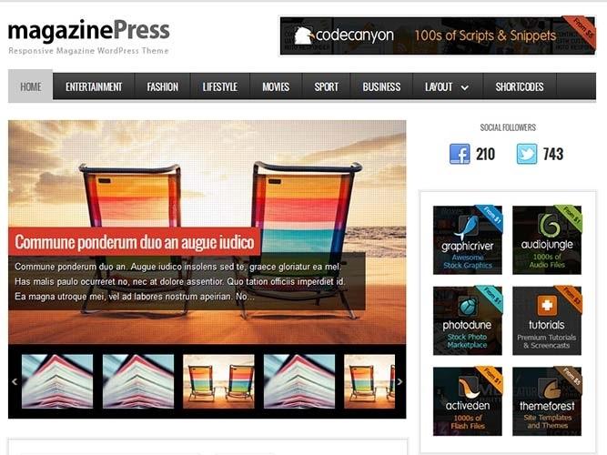 magazinePress