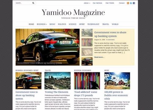 yamido magazine