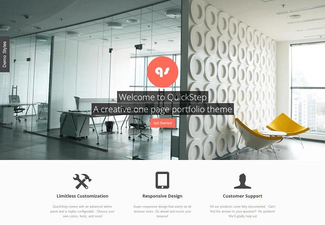 QuickStep est conçu pour les créatifs mais aussi pour les sociétés en général