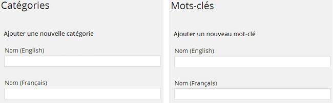 qTranslate - traduire les catégories et mots-clés
