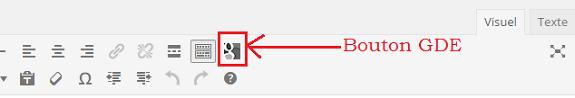 Bouton Google Doc Embedder