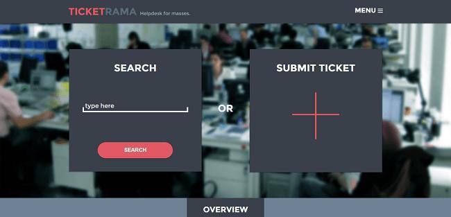 Ticketrama : Theme WordPress pour Site de Support et Wiki