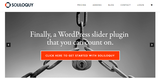 Soliloquy : WordPress Slider Plugin