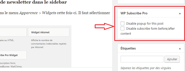 wp-subscribe-pro-disable