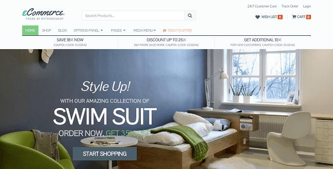 eCommerce - Theme WordPress ecommerce par MyThemeShop