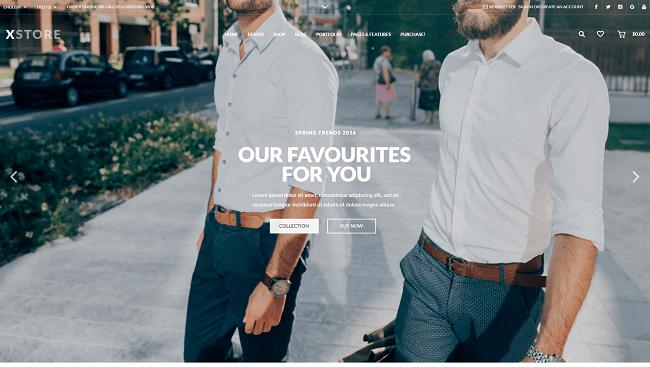 XStore - Thème WordPress e-commerce