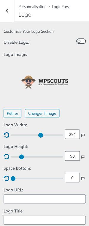 Comment personnaliser son logo sur la page de connexion WordPress